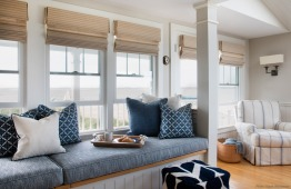 Vu Design Barnstable Village home, photo by Sarah Winchester