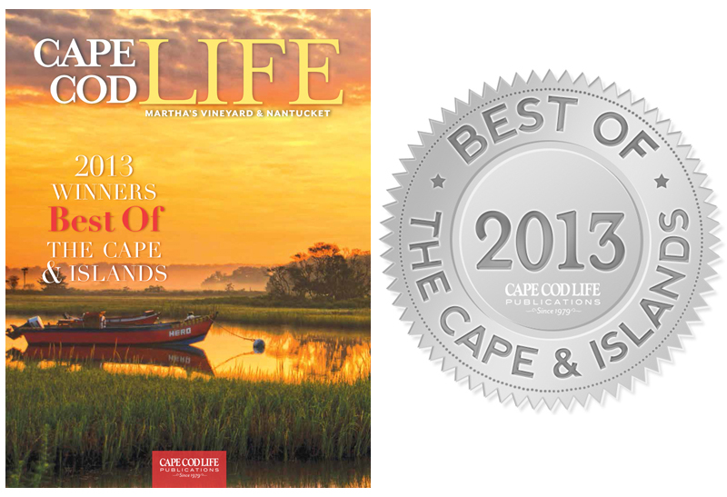 Cape Cod Life Magazine Best of 2013